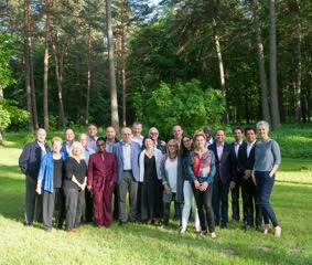 honorary consuls get together in Vilnius in May, 2015.