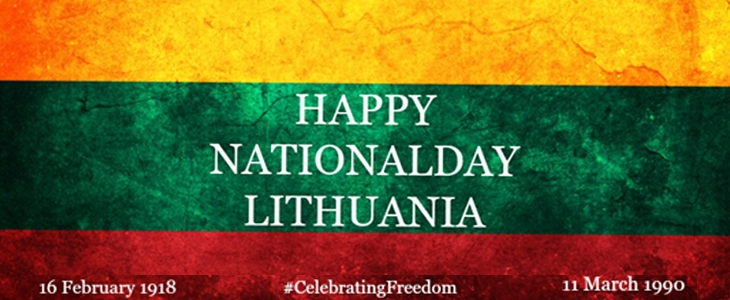 25th anniversary of the defence of freedom of Lithuania